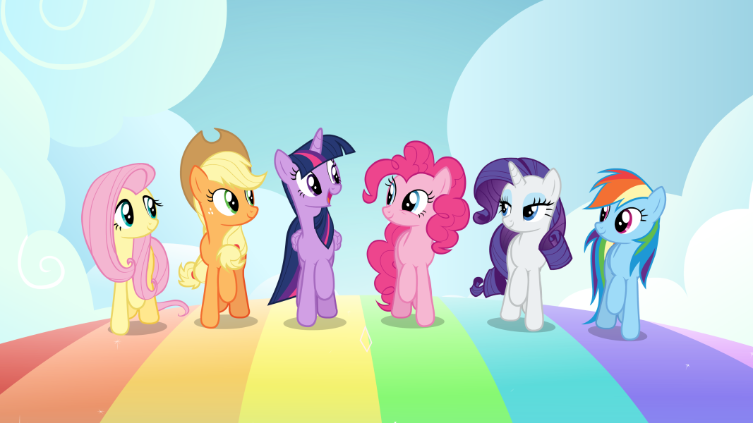 "20. ""My Little Pony: Friendship is Magic"""