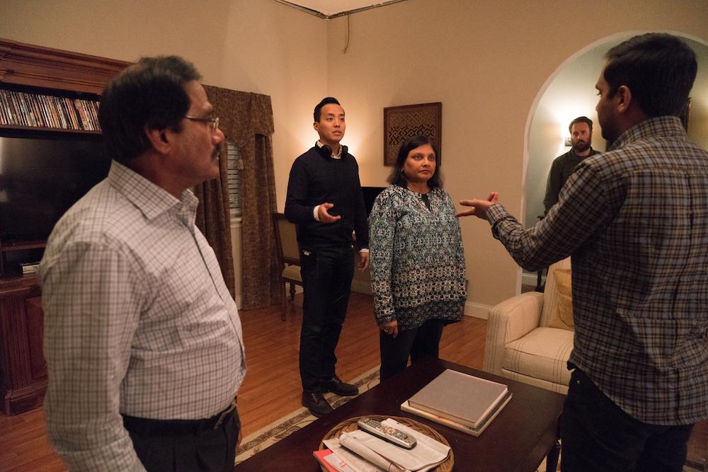 Master of None Season 2 Episode 3 Shoukath Ansari Alan Yang Fatima Ansari Aziz Ansari