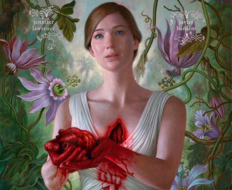 mother! poster Jennifer Lawrence