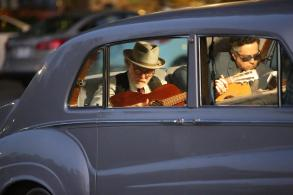 Eugene Jarecki Promised Land Elvis Car