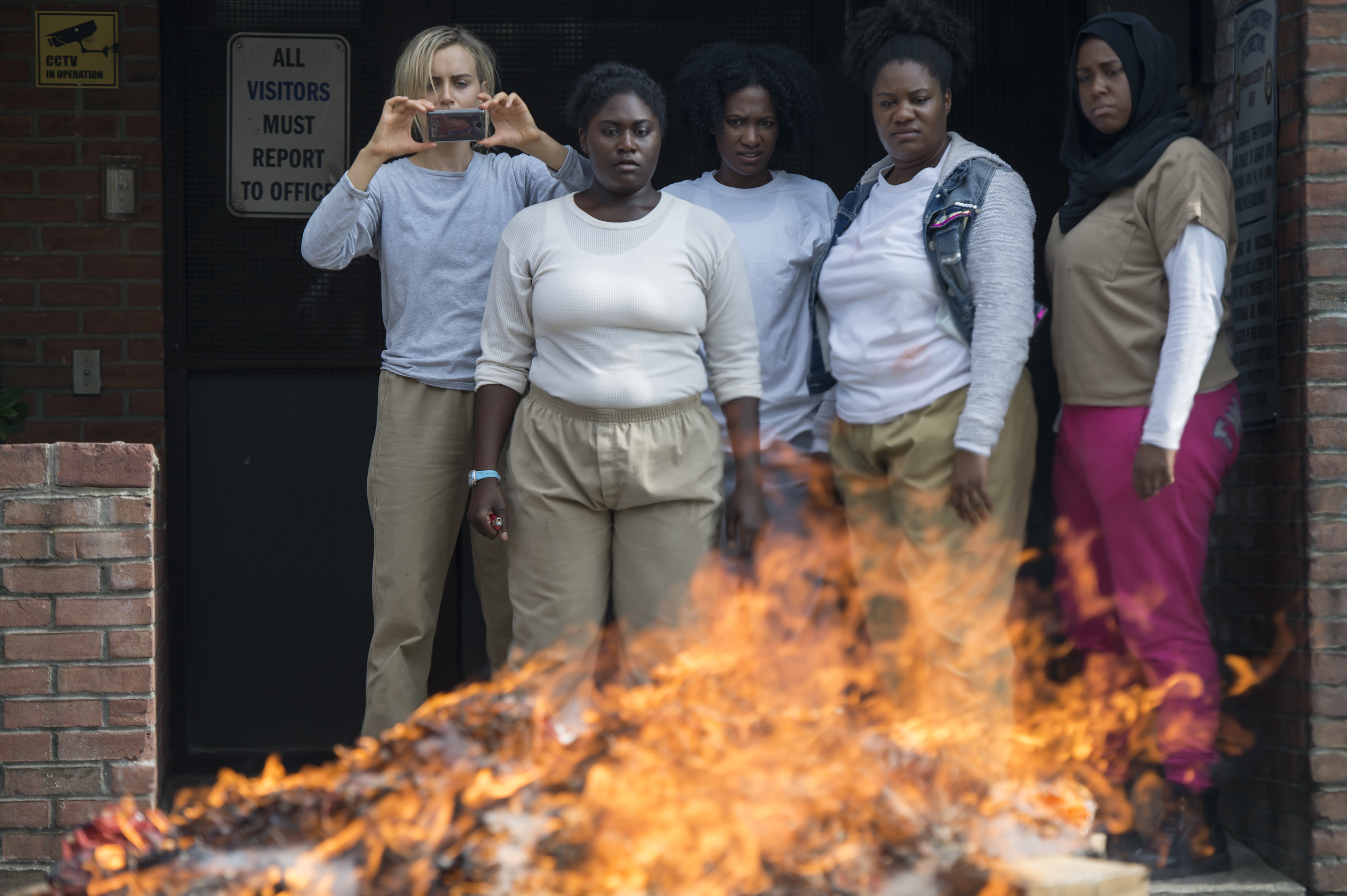 Orange Is the New Black is back next month