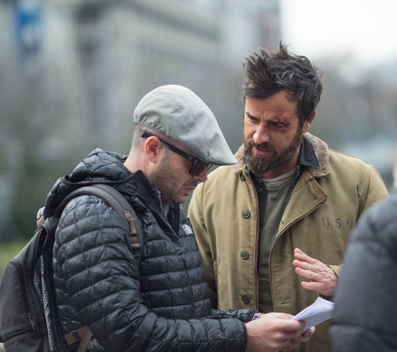 The Leftovers Season 3 Episode 4 Damon Lindelof Justin Theroux on location Australia