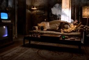 Joseph Gilgun as Cassidy- Preacher _ Season 2, Gallery - Photo Credit: Marco Grob/AMC