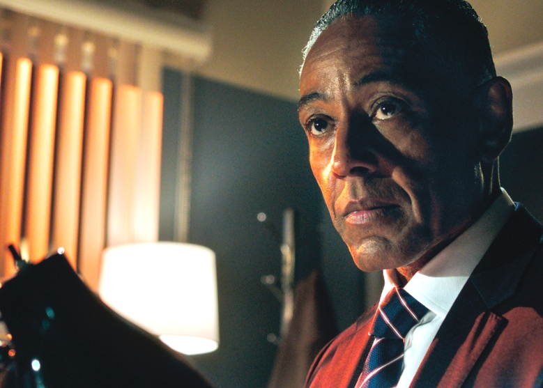 "Giancarlo Esposito, ""Rebel"""