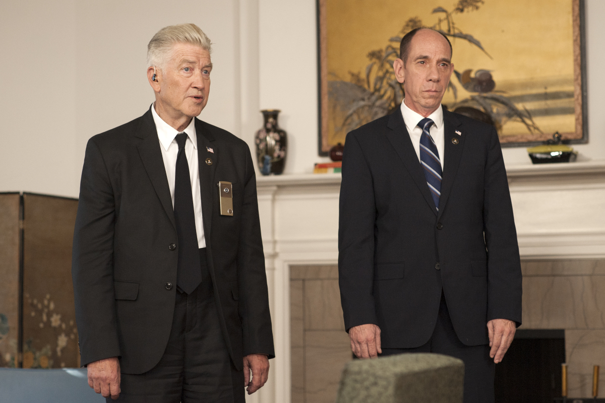 Twin Peaks Season 3 David Lynch Miguel Ferrer