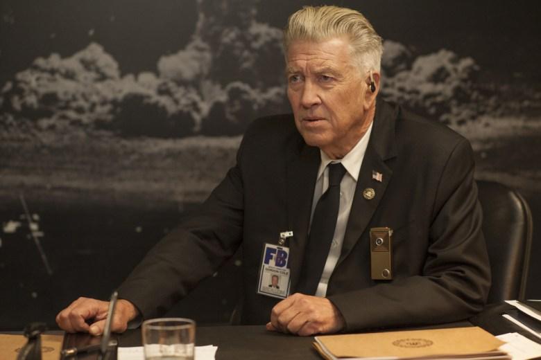"""David Lynch, """"Twin Peaks"""""""
