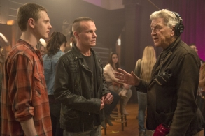 Twin Peaks Showtime Revival Jake Wardle, James Marshall David Lynch