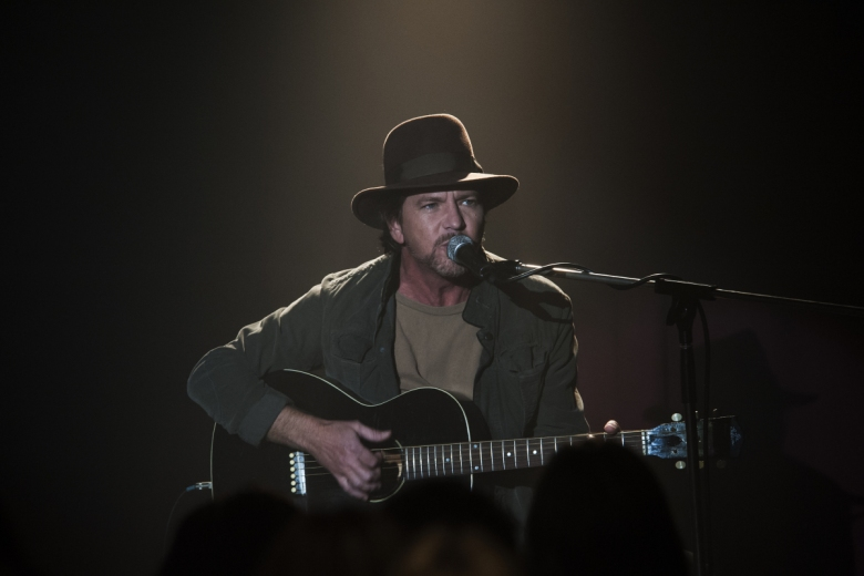 "Edward Louis Severson, aka Eddie Vedder, ""Twin Peaks"""