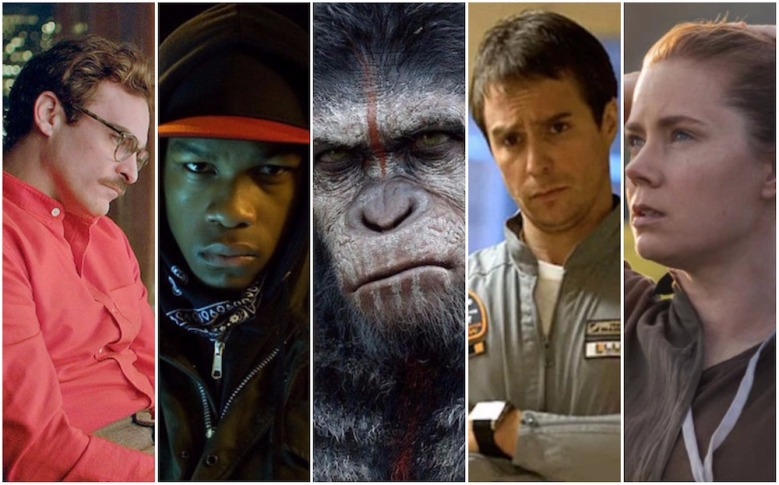 25 Best Sci-Fi Movies Of the 21st Century, From Children of Men to