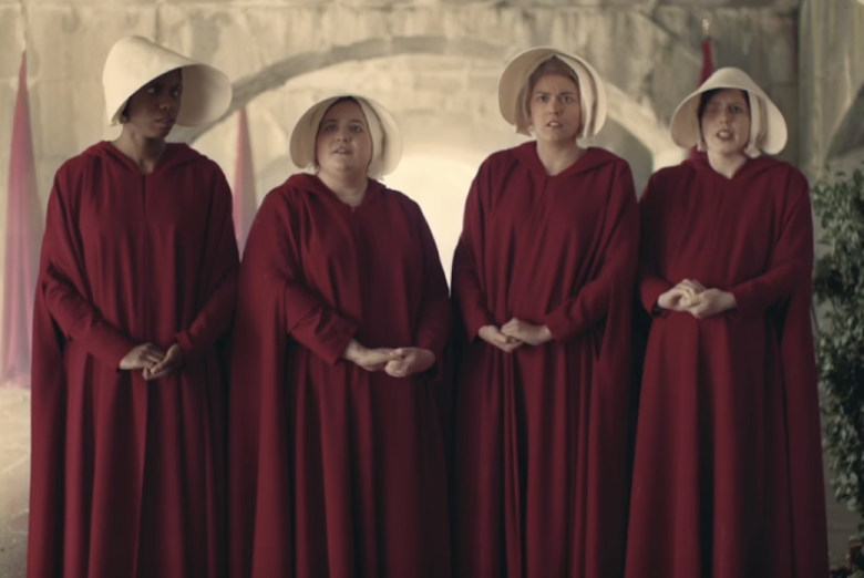 The Handmaid's Tale Saturday Night Live