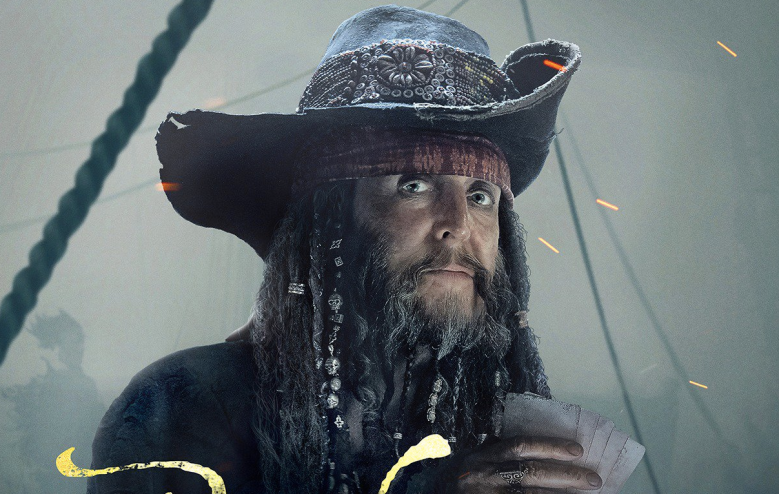 Paul McCartney Pirates of the Caribbean: Dead Men Tell No Tales