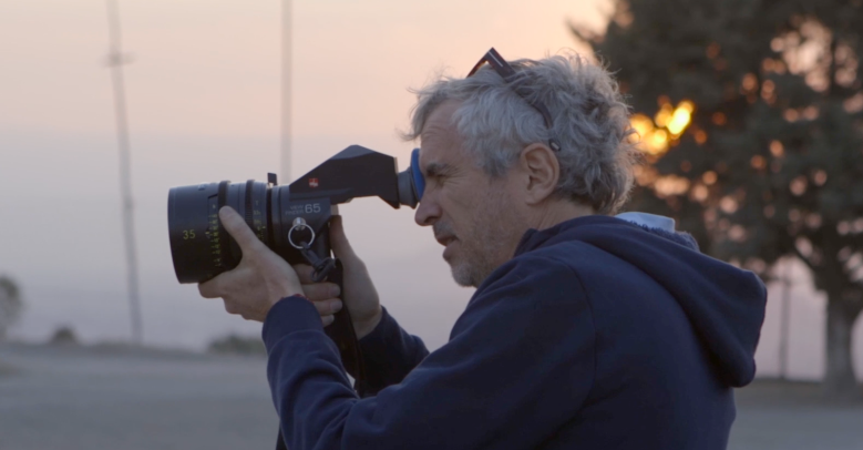 Image result for alfonso cuaron roma