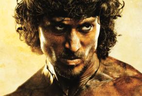 Rambo Tiger Shroff