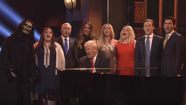 Saturday Night Live Hallelujah