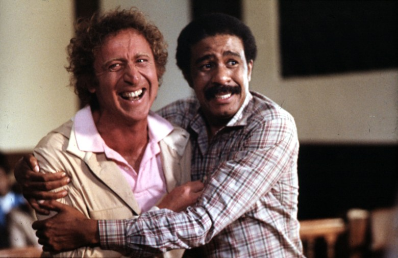 No Merchandising. Editorial Use Only. No Book Cover Usage.Mandatory Credit: Photo by Moviestore/REX/Shutterstock (1621797a)Stir Crazy, Gene Wilder, Richard PryorFilm and Television