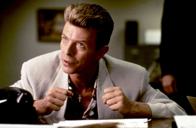 No Merchandising. Editorial Use Only. No Book Cover Usage.Mandatory Credit: Photo by Moviestore/REX/Shutterstock (1649506a)Twin Peaks: Fire Walk With Me, David BowieFilm and Television
