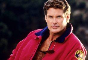 EDITORIAL USE ONLY / NO MERCHANDISINGMandatory Credit: Photo by REX/Shutterstock (441840l)David Hasselhoff, 1989-2001'Baywatch' TV Programme Stills