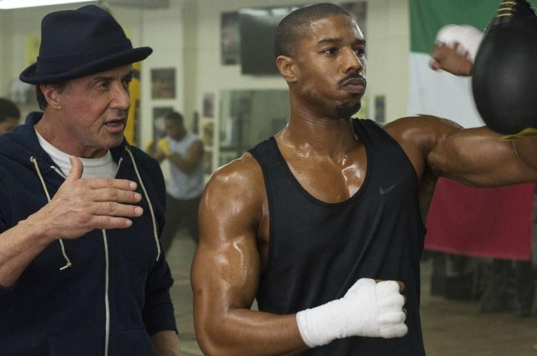 Creed, Stallone, Michael B Jordan