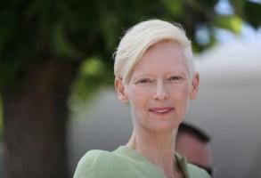 Tilda Swinton Cannes Okja