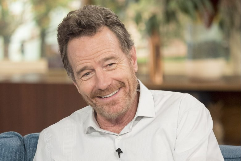EDITORIAL USE ONLY. NO MERCHANDISING. IN US EXCLUSIVE RATES APPLYMandatory Credit: Photo by Ken McKay/ITV/REX/Shutterstock (6824935cf)Bryan Cranston'This Morning' TV show, London, UK - 25 Oct 2016BREAKING BAD?S BRYAN CRANSTON (6:30), Bryan Cranston is giving a candid insight into his incredible life in a new autobiography. He joins us today to tell us more about being a murder suspect, Our next guest is arguably one of the most versatile actors in Hollywood. From starring roles in hit sitcoms, and exactly what lengths die-hard Breaking Bad fans can go to!, how he?s able to legally marry people, to blockbuster movies and of course the role that turned him into a star - chemistry teacher turned callous drug lord Walter White in ?Breaking Bad?.