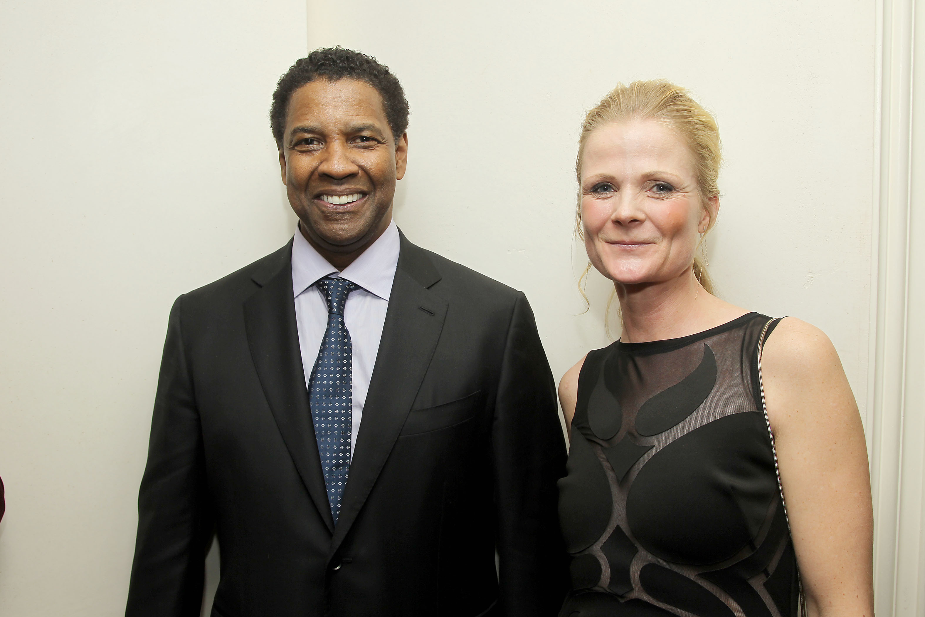 "Denzel Washington, Charlotte Bruus Christensen Paramount Pictures Presents the New York Special Screening of ""FENCES"" - After Party held at Tavern on the Green, USA - 20 Dec 2016"