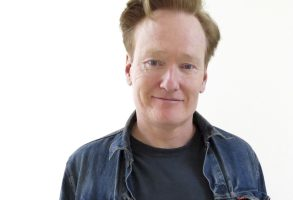 "Copyright 2017 The Associated Press. All rights reserved. This material may not be published, broadcast, rewritten or redistributed without permission.Mandatory Credit: Photo by AP/REX/Shutterstock (8418589b)U.S. comedian Conan O'Brien poses for a portrait in his dressing room during the shooting of a special episode of his program ""Conan,"" in Mexico City, . The episode will premiere on March 1. O'Brien said that he wanted to show Mexico and its people in a good lightConan O'Brien, Mexico City, Mexico - 21 Feb 2017"