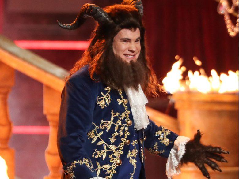 Adam DevineMTV Movie & TV Awards, Show, Los Angeles, USA - 07 May 2017