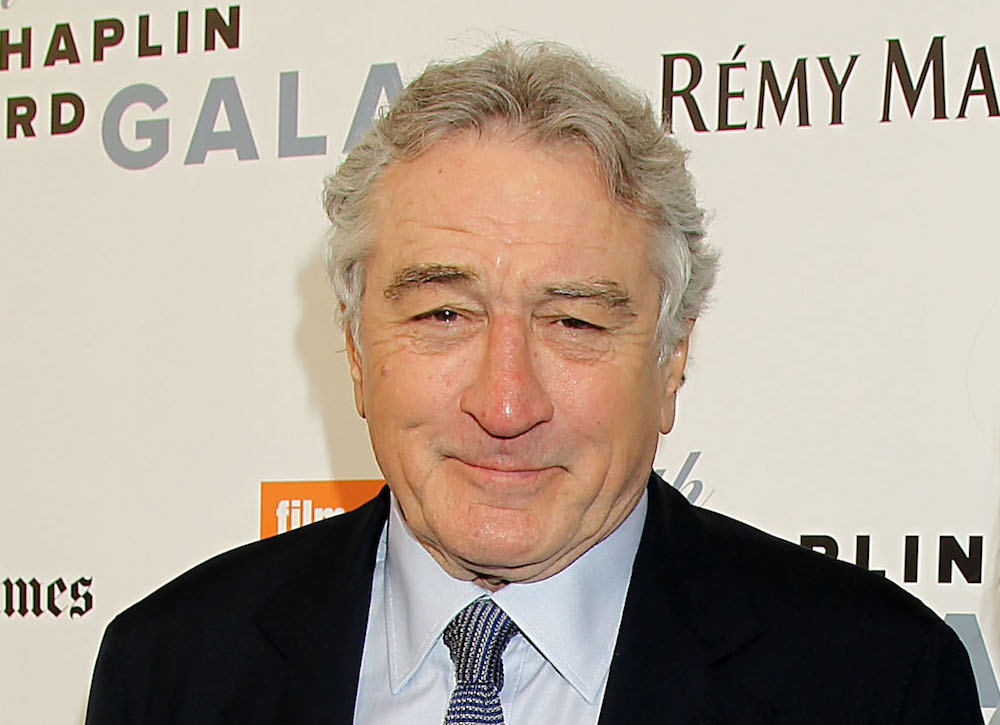 Hey Trump Supporters, Robert De Niro Is Officially Done With You