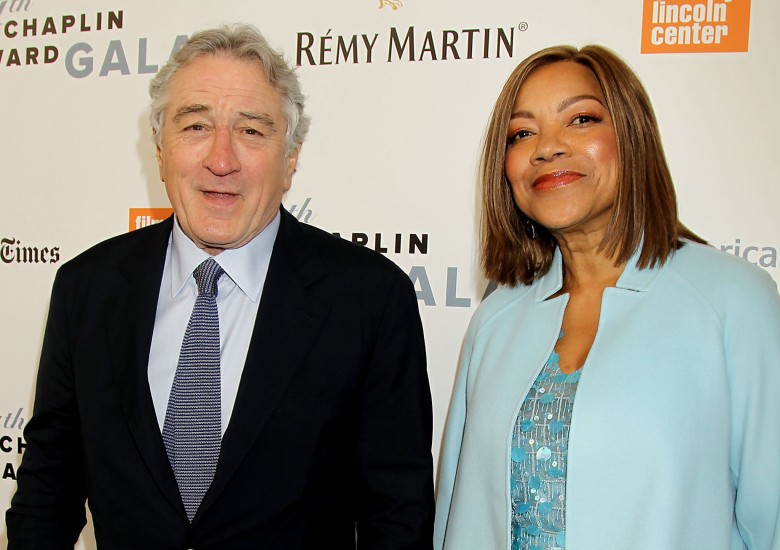 Robert De Niro Grace Hightower