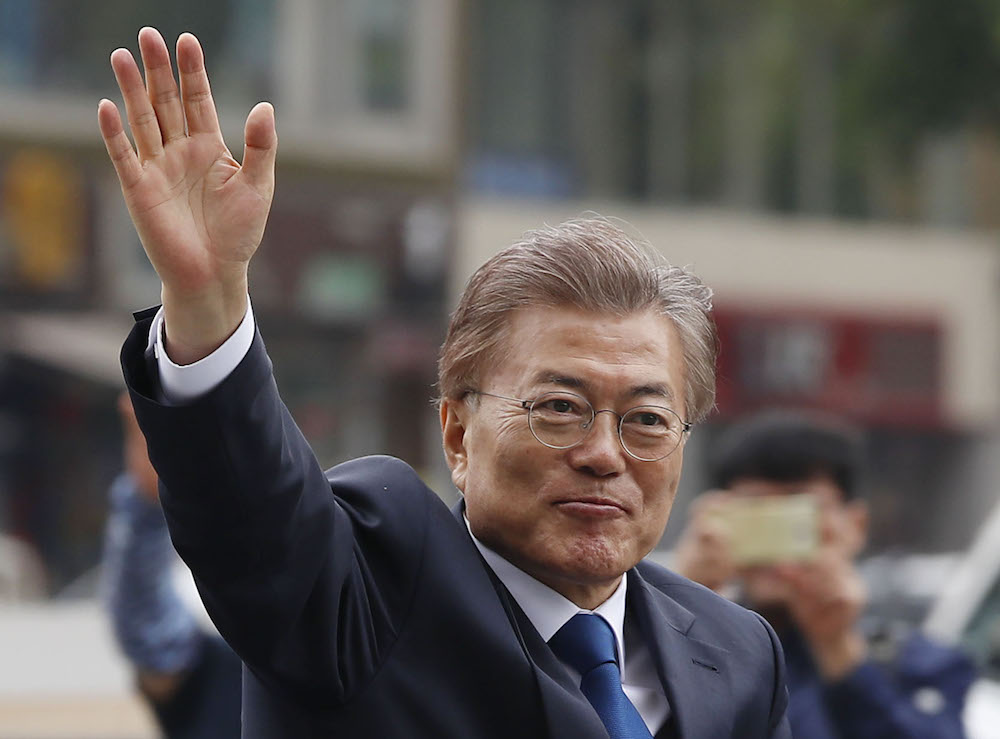Take a Lesson, Trump: Why South Korea's New President Could Save Korean Cinema