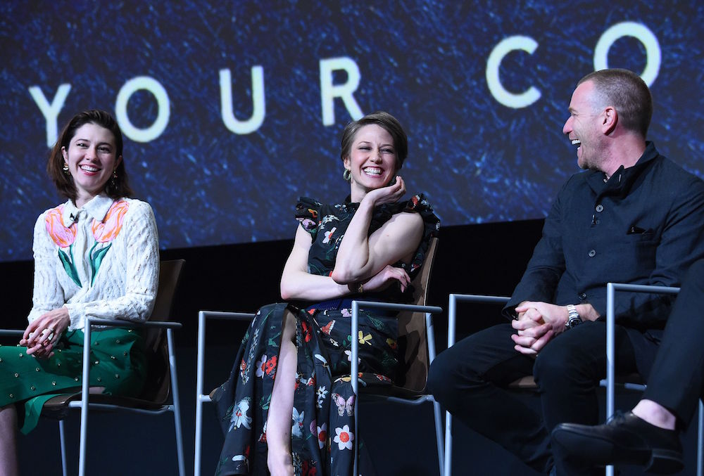 Mary Elizabeth Winstead, Carrie Coon and Ewan McGregor'Fargo' TV show FYC event, Panel, Los Angeles, USA - 11 May 2017