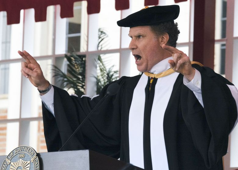 Will Ferrell USC I Will Always Love You