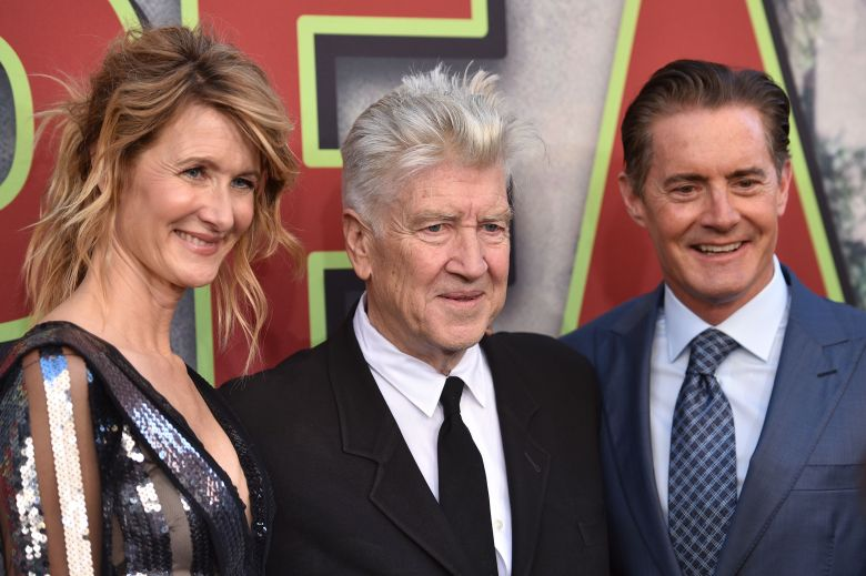 Laura Dern, David Lynch and Kyle MaclachlanShowtime's TWIN PEAKS TV series premiere, Arrivals, Los Angeles, USA - 19 May 2017