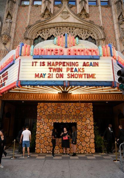 "Showtime's ""Twin Peaks"" Premiere"