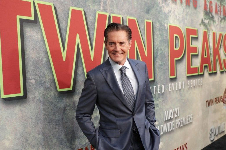 Kyle MaclachlanShowtime's TWIN PEAKS TV series premiere, Arrivals, Los Angeles, USA - 19 May 2017