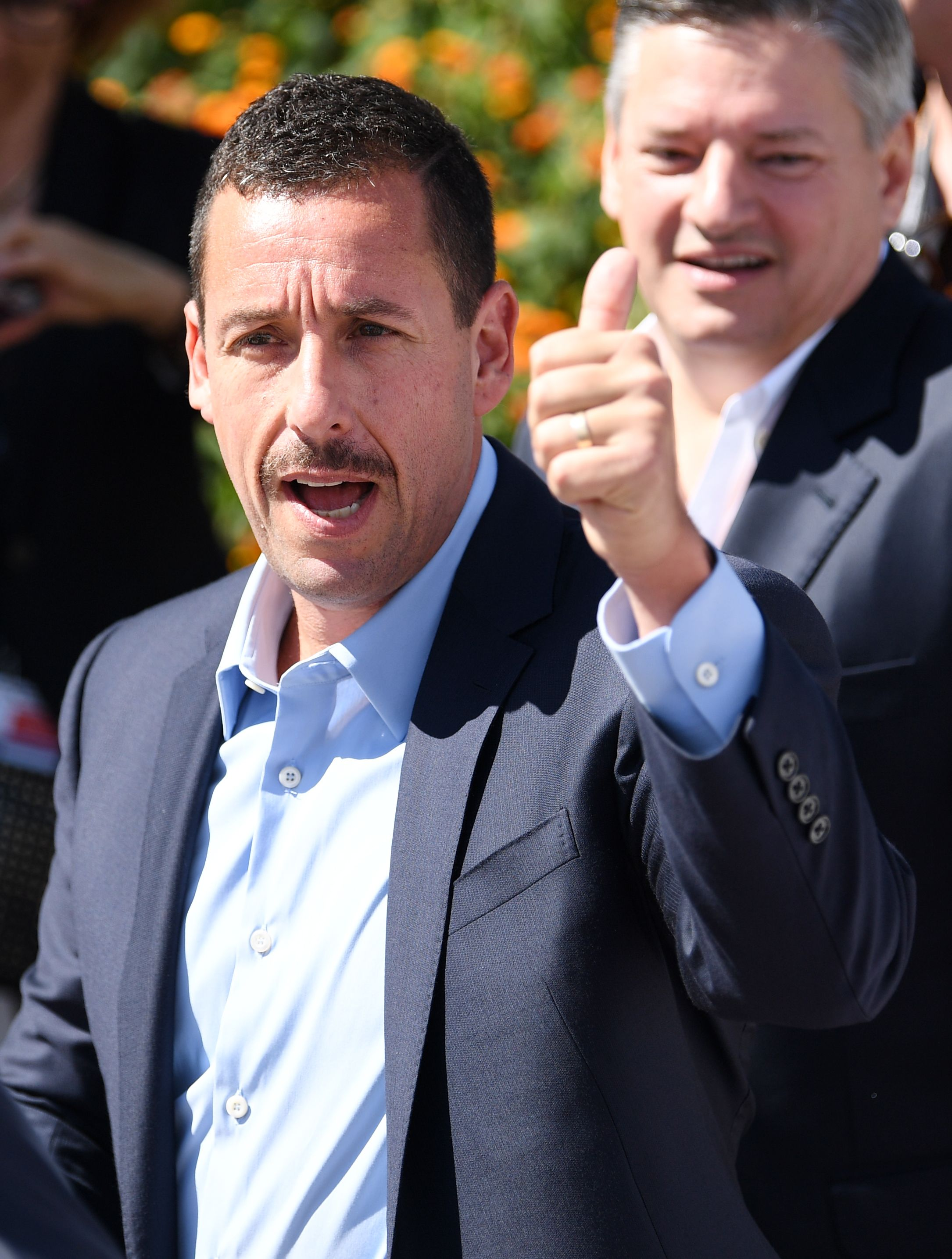 Adam Sandler'The Meyerowitz Stories' photocall, 70th Cannes Film Festival, France - 21 May 2017