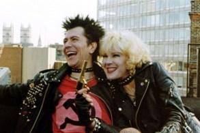 SID AND NANCY, Gary Oldman, Chloe Webb, 1986Credit: Samuel Goldwyn Films/ Everett Collection