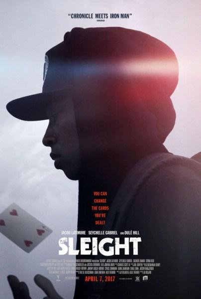 """""""Sleight"""" (2017)"""
