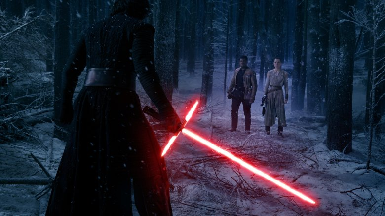 Kylo Ren Star Wars: The Force Awakens