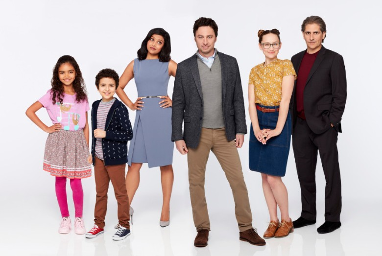 'Alex, Inc.' Trailer: Zach Braff Is Back in Business on TV ...