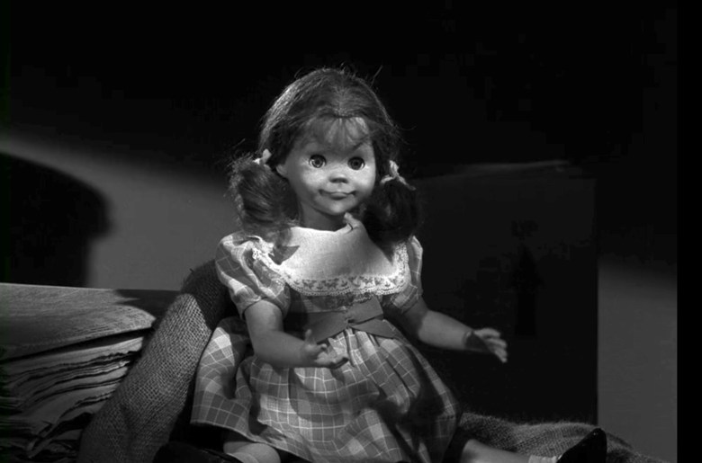"""Living Doll"" episode, ""The Twilight Zone"""