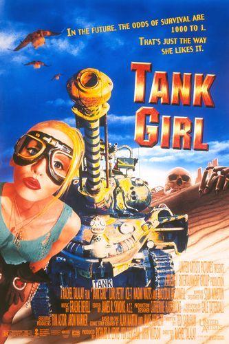 """Tank Girl"" (1995)"