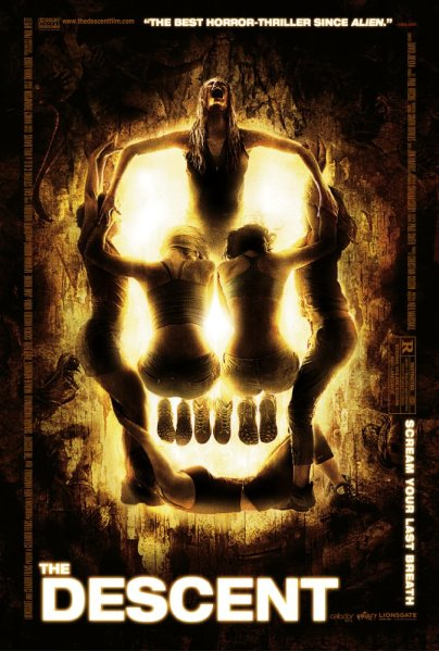 "20) ""The Descent"" (2005)"