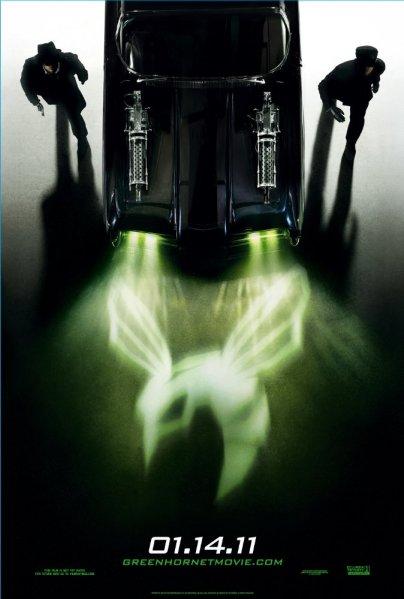 """""""The Green Hornet"""" (2011)"""