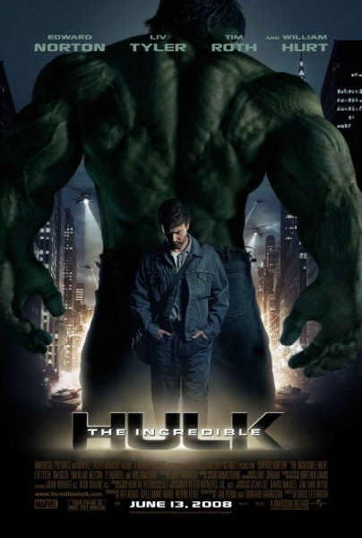 """The Incredible Hulk"" (2008)"