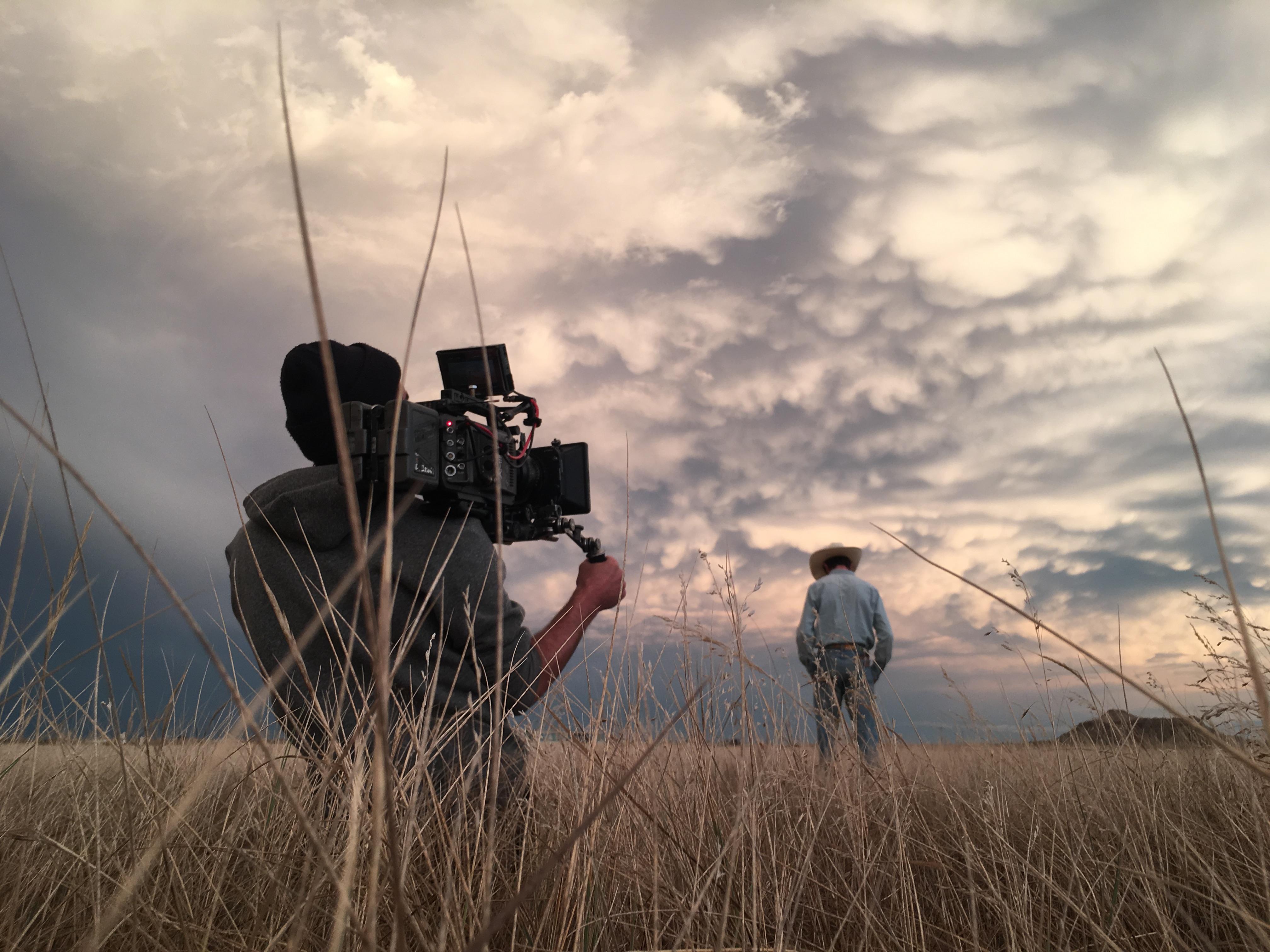 "Cinematographer Joshua James Richards on Chloe Zhao's ""The Rider"""