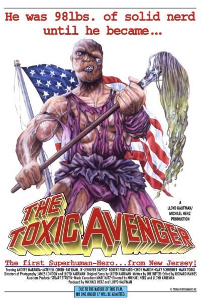 """The Toxic Avenger"" (1984)"