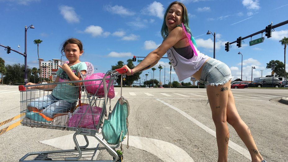 "1. ""The Florida Project"""