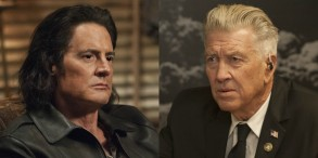 Twin Peaks Kyle MacLachlan David Lynch