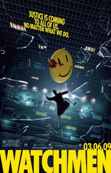 """""""Watchmen"""" (2009)"""